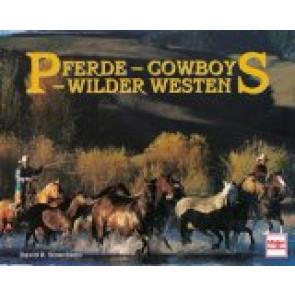 Pferde-Cowboys-wilder western