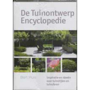 De tuinontwerp-encyclopedie