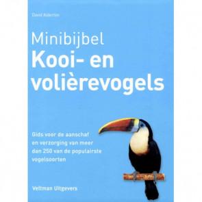 Minibijbel kooi- en volièrevogels
