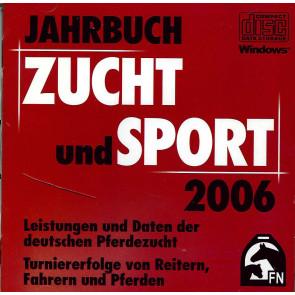 Jahrbuch Zucht und Sport 2006 - CDROM