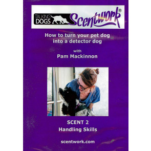 How to turn your pet dog into a Detector Dog: Scent 2 Handling Skills*