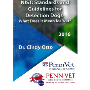 Standards and Guidelines for Detection Dogs