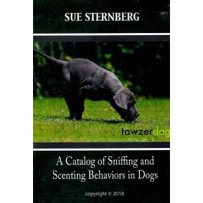 A Catalog of Sniffing and Scenting Behaviors in Dogs