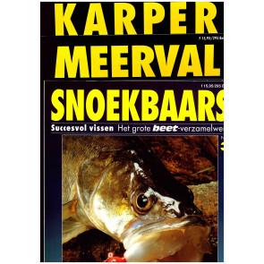 Drie Beet Specials! Karper, Meerval en Snoekbaars