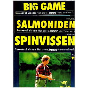 Beet Specials Set: Big Game - Salmoniden - Spinvissen