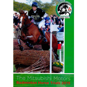 Mitsubishi Motors Badminton Horse Trials 2015