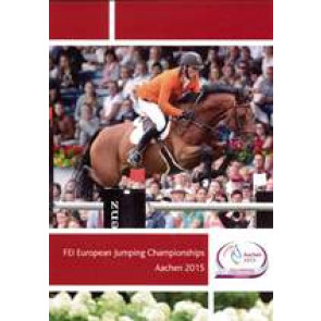 FEI European Jumping Championships Aachen 2015 - DVD