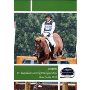 FEI Longines European Eventing Championships Blair Castle 2015  DVD