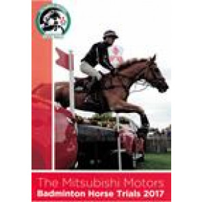 Mitsubishi Motors Badminton Horse Trials 2017