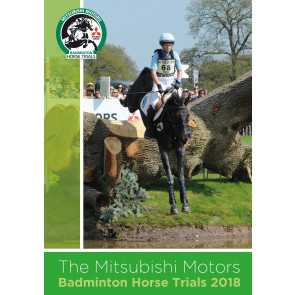 The Mitsubishi Motors Badminton Horse Trials 2018