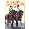 Zo leert U paardrijden