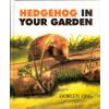 Hedgehog in your garden