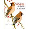 Vogels tekenen en schilderen