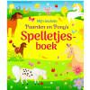 Mijn leukste paarden en pony's spelletjes boek