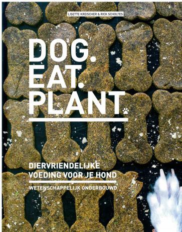 Dog. Eat. Plant