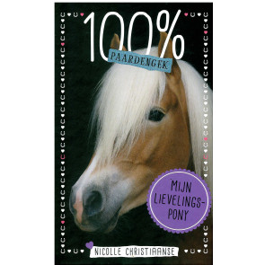 100% Paardengek - Mijn lievelingspony