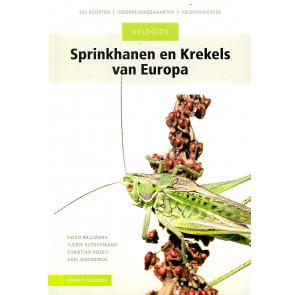 Veldgids Sprinkhanen en krekels van Europa*
